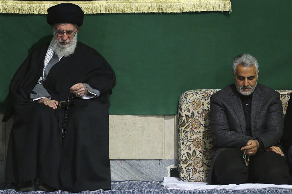 蘇雷曼尼:伊朗第二把交椅