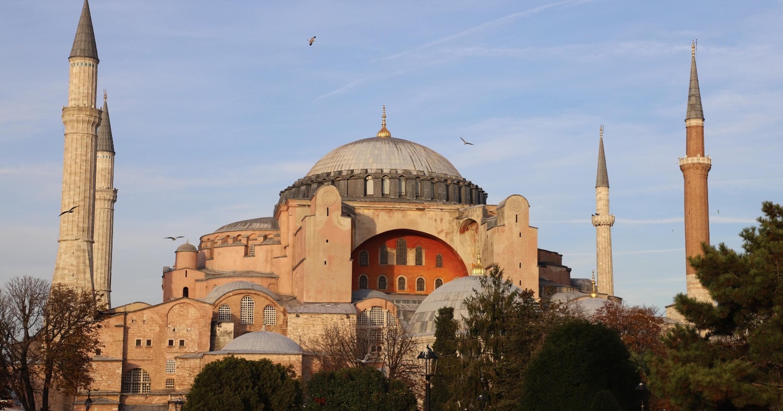 連教宗都說痛苦 聖索菲亞變回清真寺為何如此敏感?封面