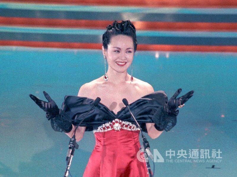崔苔菁主持首屆金曲打造經典