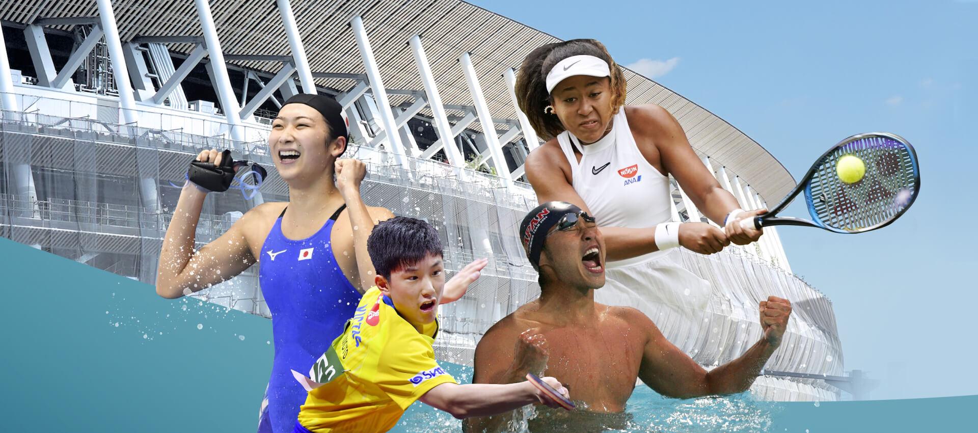 日本東奧新野望 令和時代盼創隊史最多金