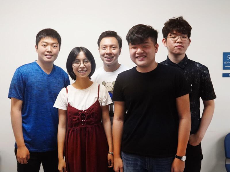 明年夏天要不一樣 台灣留學生拚東奧志工
