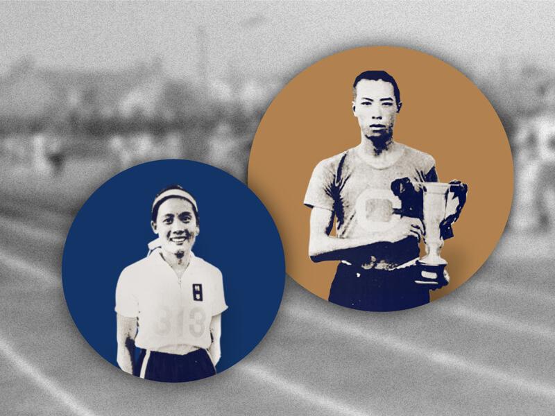 月入36日圓的故事 台灣人早就拚進奧運