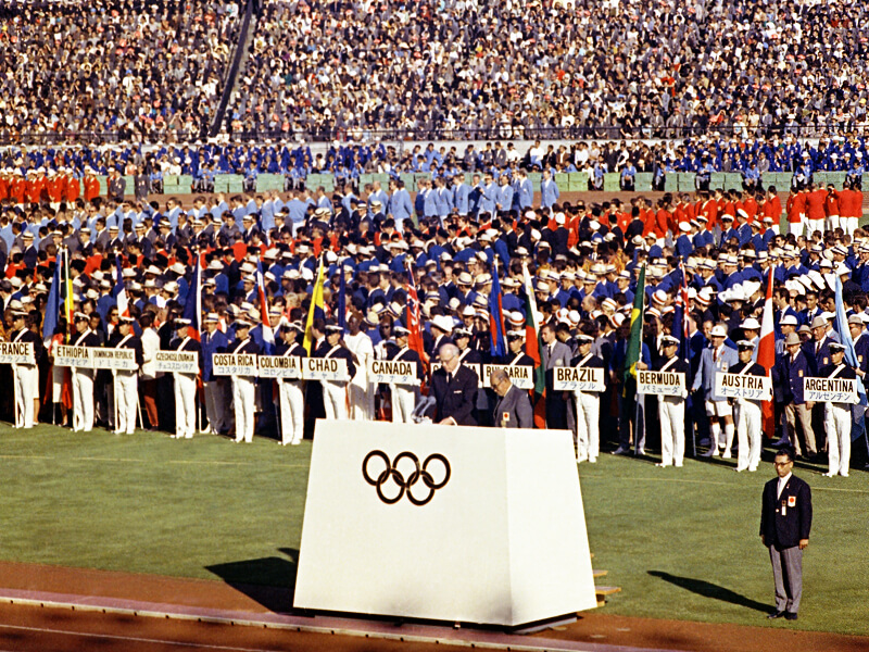 辦奧運扭轉命運 日本2020新起點