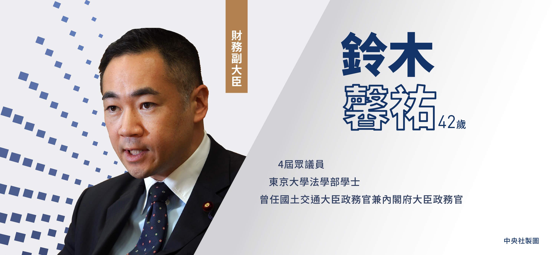 日本進入令和時代,希望透過舉辦奧運鼓舞民心士氣,日本眾議員暨財務副大臣鈴木馨祐充滿信心表示,舉辦東京奧帕運是朝著新時代邁出一步。(中央社製圖)